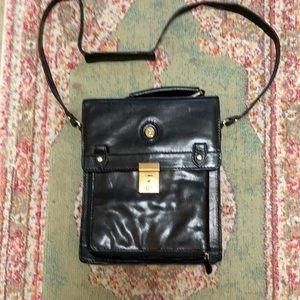 men's vintage satchel
